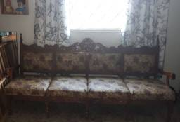 Vendo sofá grade 4 lugares R$400,00
