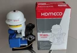 Pressurizador de água modelo TP 825 G2 Bivolt Komeco, novo na caixa!