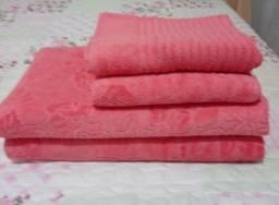 Vendo conjunto toalhas Banhão - Casa e Decoração - NOVO