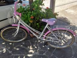 Antiga Bicicleta Caloi Ceci Aro 26