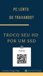 SSD - Instalação