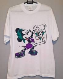 Camisa Mickey Mighty Ducks