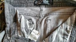 Calça jeans maresia
