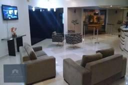 Apartamento com 2 quartos no Aquarius, sendo uma suíte, sala, cozinha, banheiro social