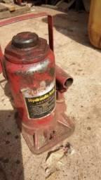 Macaco hidráulico de 32ton tipo garrafa