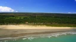 Gleba de 20.000m² de frente para o mar,com privacidade, tranquilidade e exclusividade