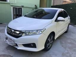 Honda City Automático 1.5 Flex - 2015