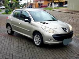 Peugeot 207 1.6 automatico completo - 2011