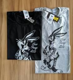 Camisetas ATACADO Fio 30.1 NÃO ENCOLHE