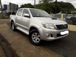 Toyota \ Hilux ( SRV 3.0 Diesel ) 4x4 Aut Top / Abaixo da Fipe / Estudo Troca , Financio - 2012
