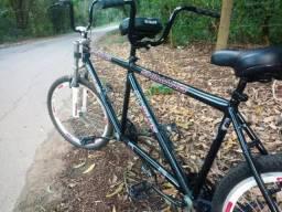 Bicicleta Dupla, aro 26