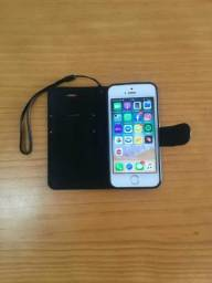 IPhone 5s 32gb silver lindo