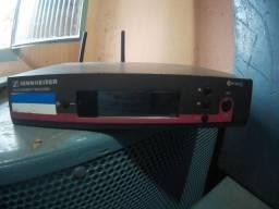 Antena Com Trava Para Microfone Sennheiser Ev 100 G3