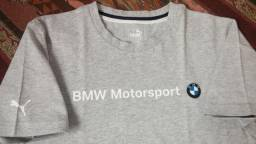 Camiseta BMW Motorsport Logo Puma - Tam. M
