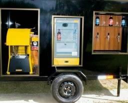 Beer truck por encomenda