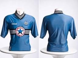 Camisa de Futebol - Newcastle United - M 62e163ee14fc8
