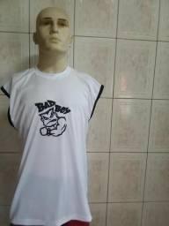 dcf1fc9c40 Camisas Fighter MMA estilo Bady Boy Tamanhos P