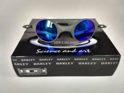 93f6e8542af Óculos de sol Oakley Medusa Xmetal azul escuro Novo Frete grátis