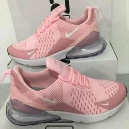 Tênis Nike Air - Rosa - Entrega Grátis