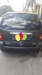 Vendo Ou troco Renault Scenic Expression 1.6 automático - 2006