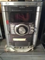 Vendo um som Sony