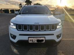 Jeep Compass Longitude 18/18 - Branco - 2018