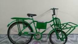 Bicicleta de carga semi-nova