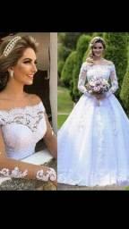 Alugamos Esses Belíssimos Vestidos de Noivas