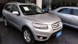 SANTA FÉ 2011/2012 3.5 MPFI GLS 7 LUGARES V6 24V 285CV GASOLINA 4P AUTOMÁTICO
