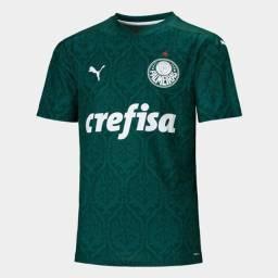 Camisa do Palmeiras 2020/21  primeira linha