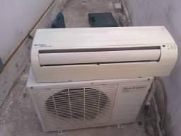 Instalacao de ar condicionado promoção final de semana