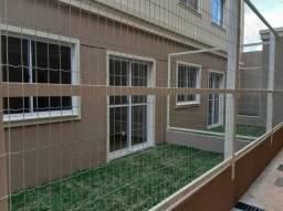 Apartamento 2quartos conjugado com jardim