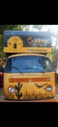 Kombi Food Truck - Pronta para Trabalhar