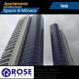 Vendo apto alto padrão no resd. Spazio di Mônaco - Mossoró/RN - Rose Imóveis - Cod: 027