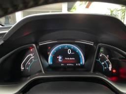 Civic 2017 EXL Branco perolizado 20 mil km - 2017