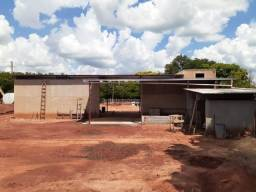 Chácara (3) de 3.900 m² com Barracão e Escritório - Tk Tratores Nova Andradina - MS