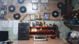 Consertos de Equipamentos de Áudio Vintage