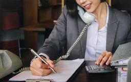 Recepcionista multi-funções (mulheres)