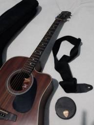 Vende-se violão Hofma 350 elétrico