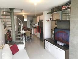 AP7032 - Apartamento Duplex à venda, 114 m² por R$ 960.000 - Jurerê - Florianópolis/SC