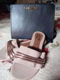 Bolsa+sandália
