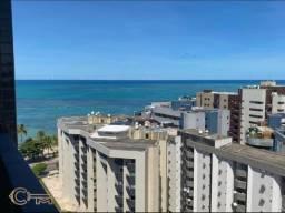 Vista para o mar! Edificio Porto Lligat - Alto padrão na Jatiuca