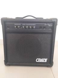 Amplificador para Guitarra - cubo Crate GX-15 (overdrive)