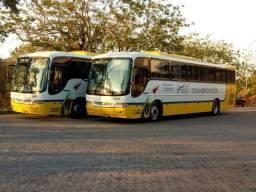 Ônibus rodoviário Comil Campione 3.45 Motor Mercedes O400 ano 2000