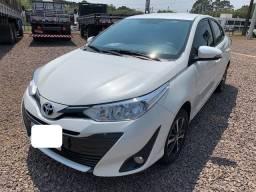 Toyota Yaris XS Aut 18/19 32.500 km R$ 69.000,00