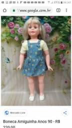 Vendo: boneca amiguinha original  anos 90 linda vc vai si apaixonar