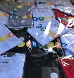Atacado de Camisetas da Bnsk Coloridas 30PÇS