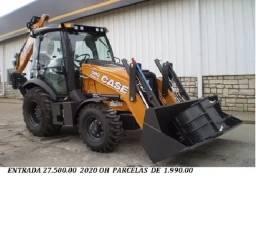 Case 580n 4x4 2020 Entrada 27.500.00 + Parcelas