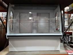 Balcao vitrine seca 1.26mts