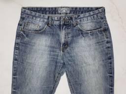 Calça jean masculina marca TNG cor azul tamanho 48